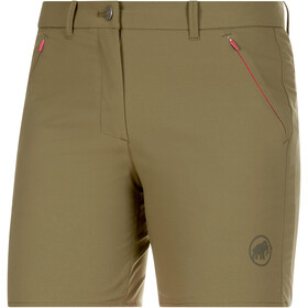 Mammut W's Hiking Shorts Dam olive